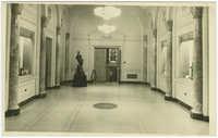 Lobby of the Union House of Living Judaism-Berg Memorial