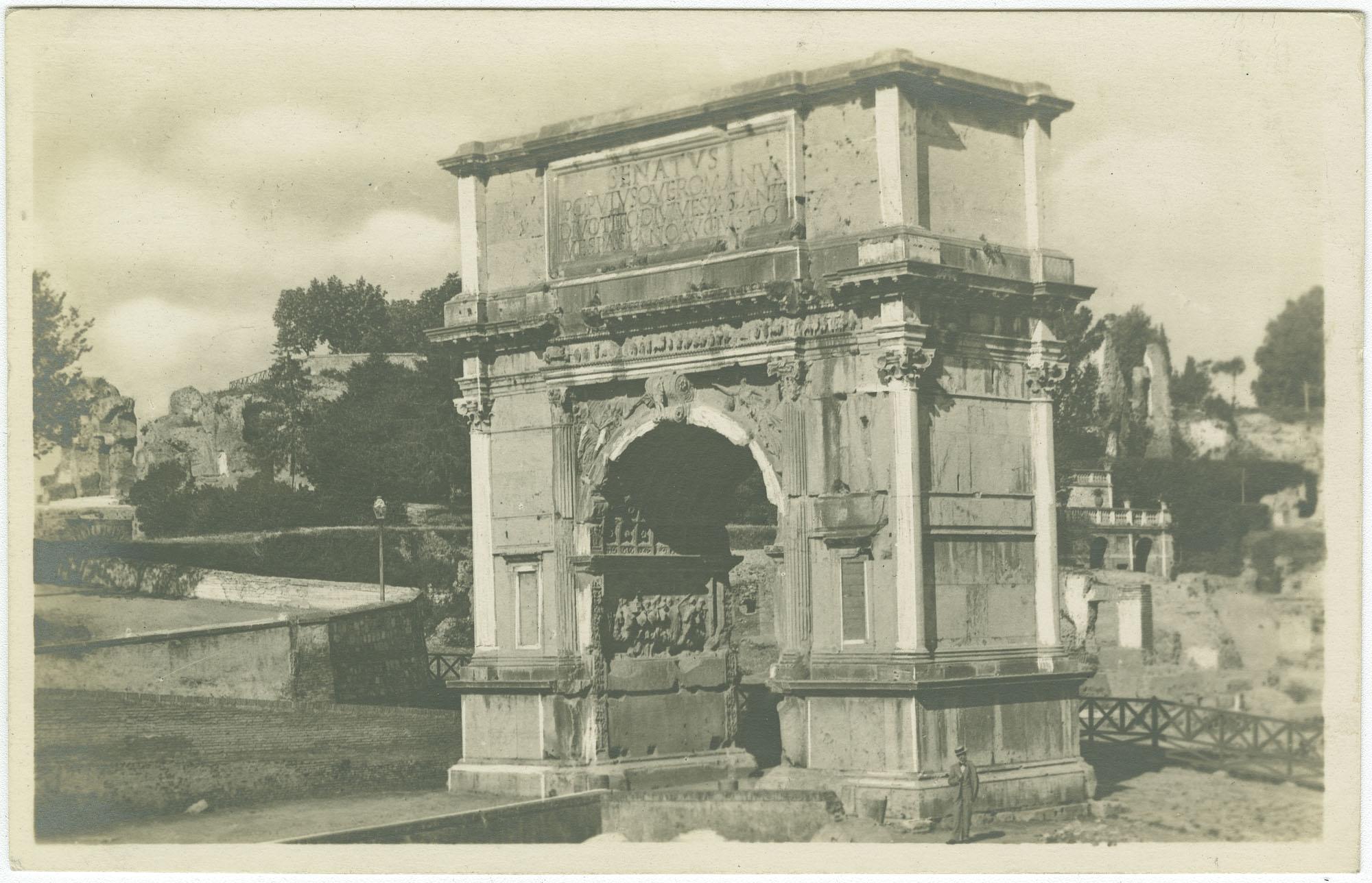 Roma - Arco di Tito