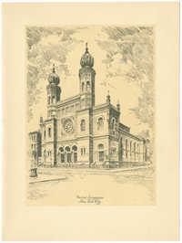 Central Synagogue, New York City