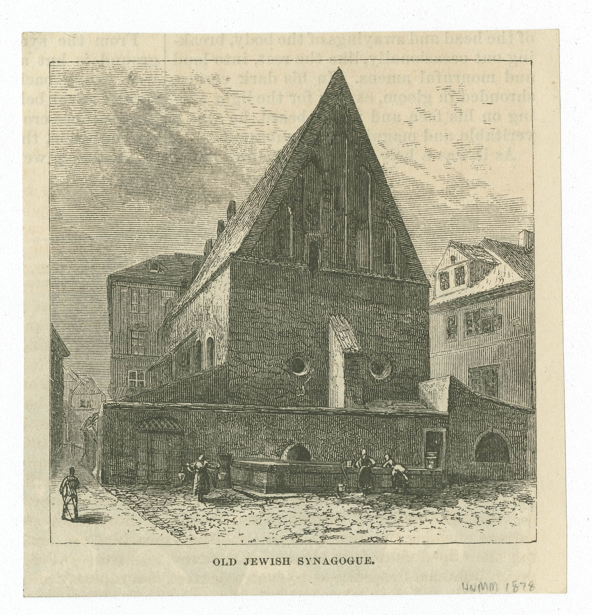 Old Jewish Synagogue