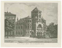 Die neue Synagoge in München