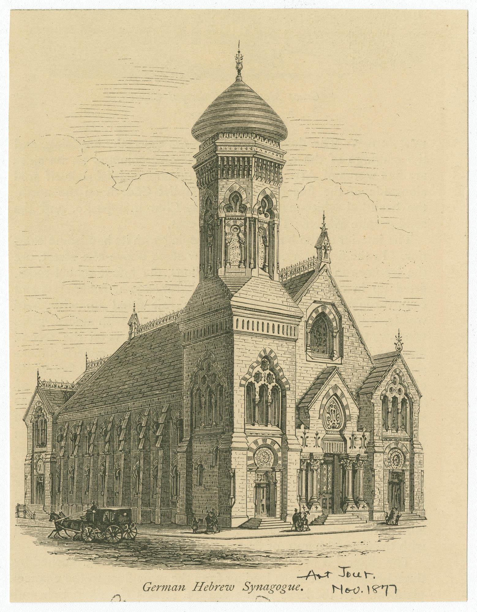 German Hebrew Synagogue