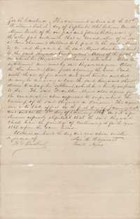 202. Agreement between Frank Myers and James B. Heyward -- September 25, 1863