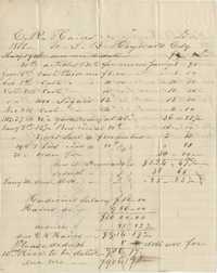 164. C.R. Hains to James B. Heyward -- 1861-1862