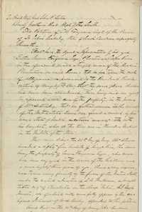 236. Petition of Thomas B. Ferguson for confiscated rice -- 1865