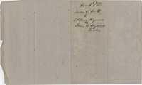 199. Bond -- August 7, 1863
