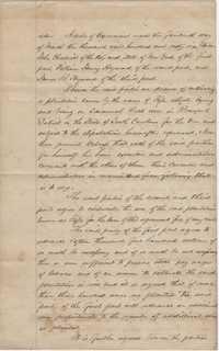 278. Agreement between James B. Heyward and John Chadwick -- March 14, 1866