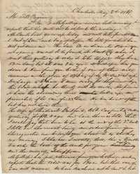 291. William McBurney to Thomas B. Ferguson -- May 2, 1866