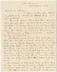 314. Edward Barnwell Heyward to James B. Heyward -- March 29, 1867