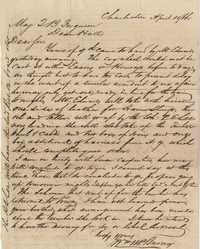 282. William McBurney to Thomas B. Ferguson -- April 11, 1866