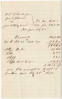 317. Notice of monetary damages against James B. Heyward -- February 23, 1870