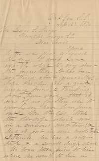 347. F. W. Heyward to Lewis Lucas -- September 16, 1890
