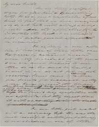350. Mrs. Thomas Fuller to cousin -- n.d.