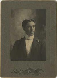 A Portrait of Unidentified Man 6