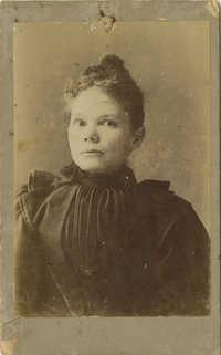 Portrait of Unidentified Lady 1