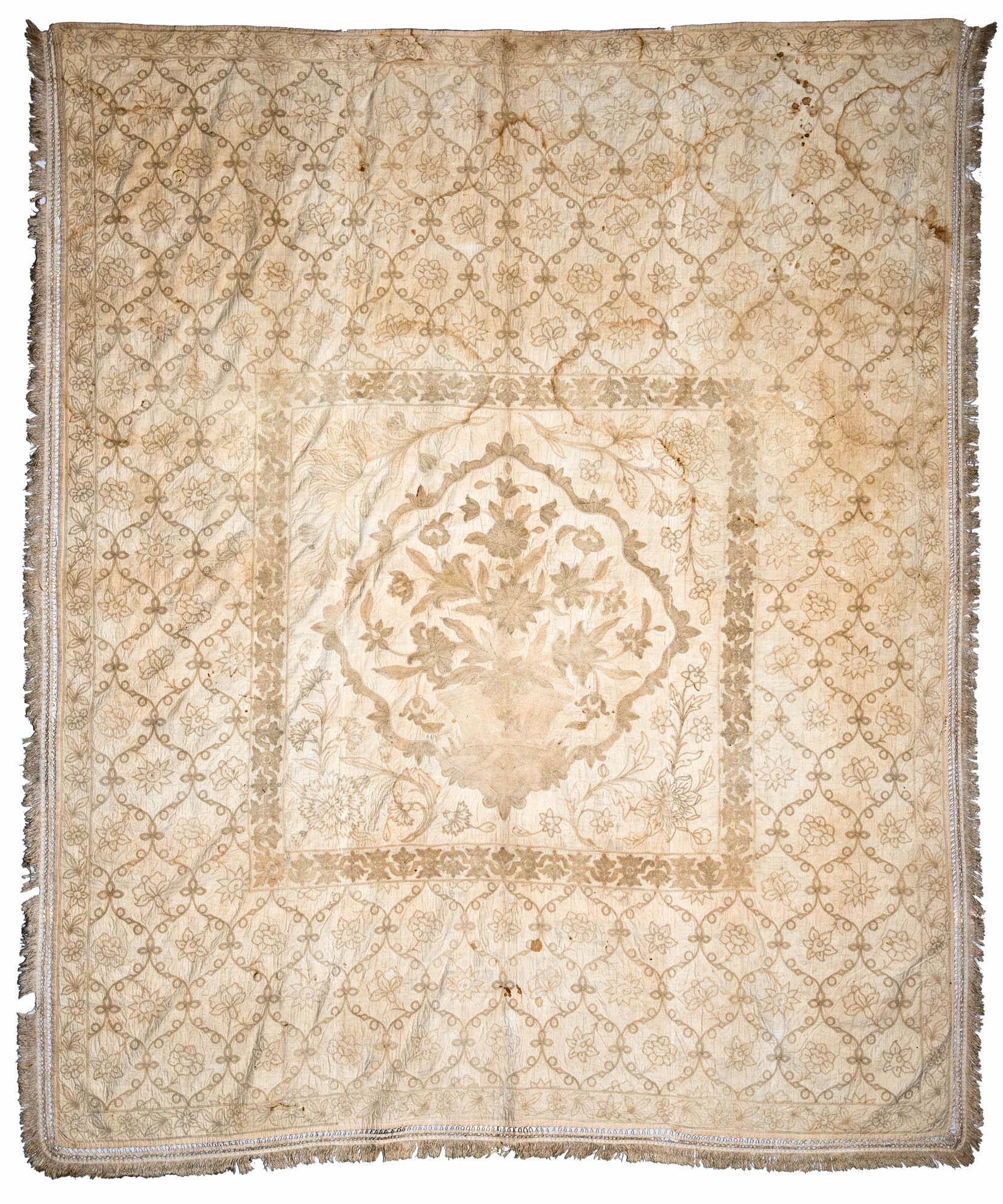 Whitework Quilt