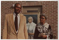 Septima P. Clark and Nerie David Clark, Jr., Septima P. Clark Day Care Center Ceremony, May 19, 1978