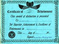 Certificate, January 28, 1978