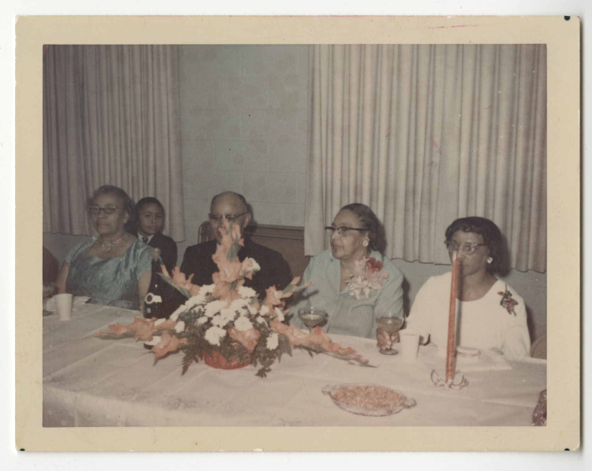 Septima P. Clark, Christmas Party, 1965