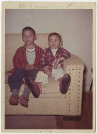 Eli and Nerie Clark, 1958