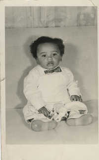 Nerie Clark III, March 1956