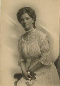 Portrait of Wilhelmina McLeod