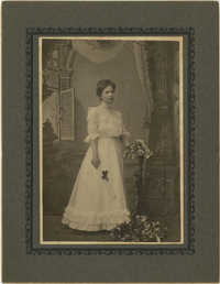 Unidentified Woman