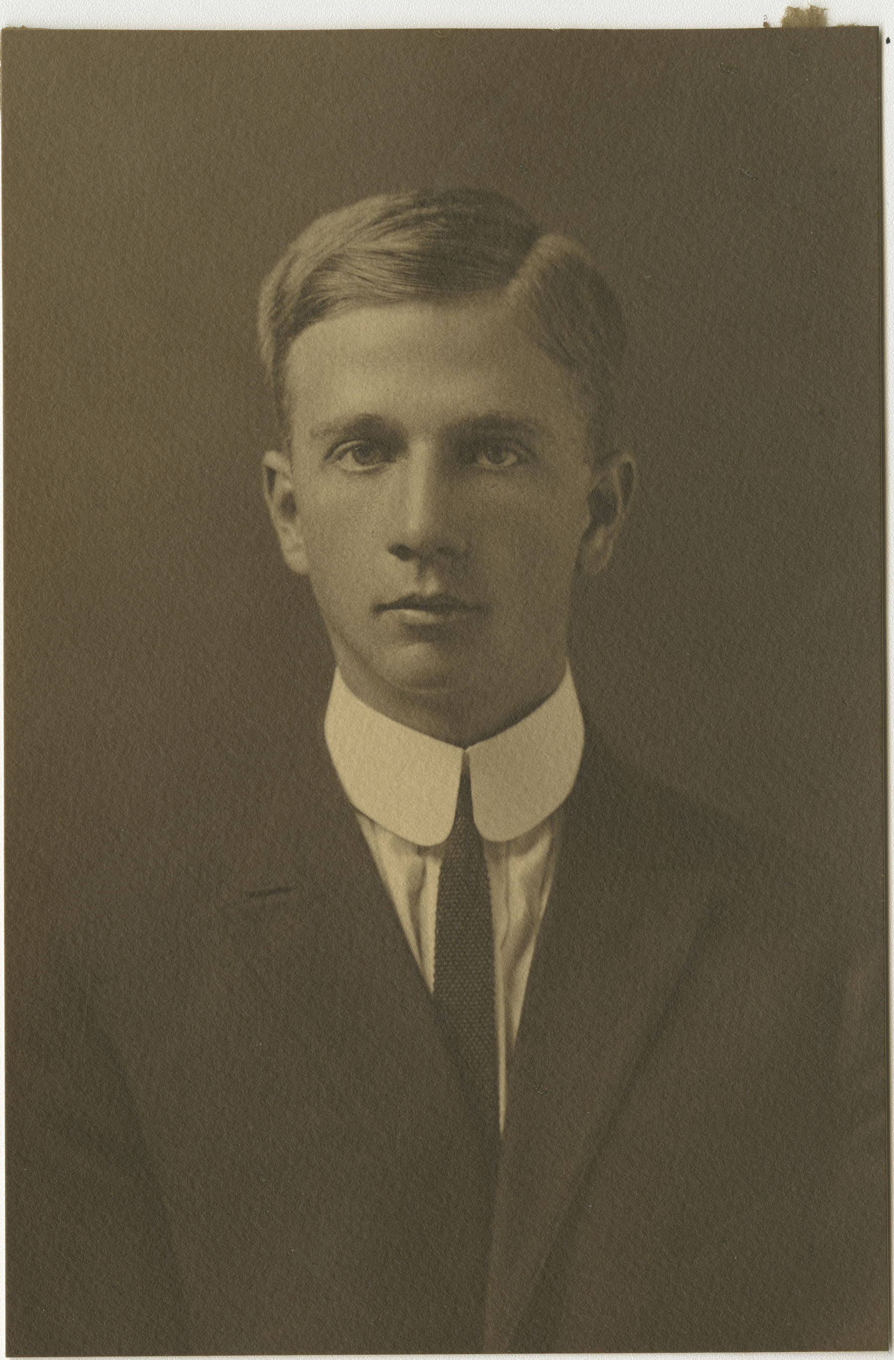 A Portrait of Unidentified Man 8