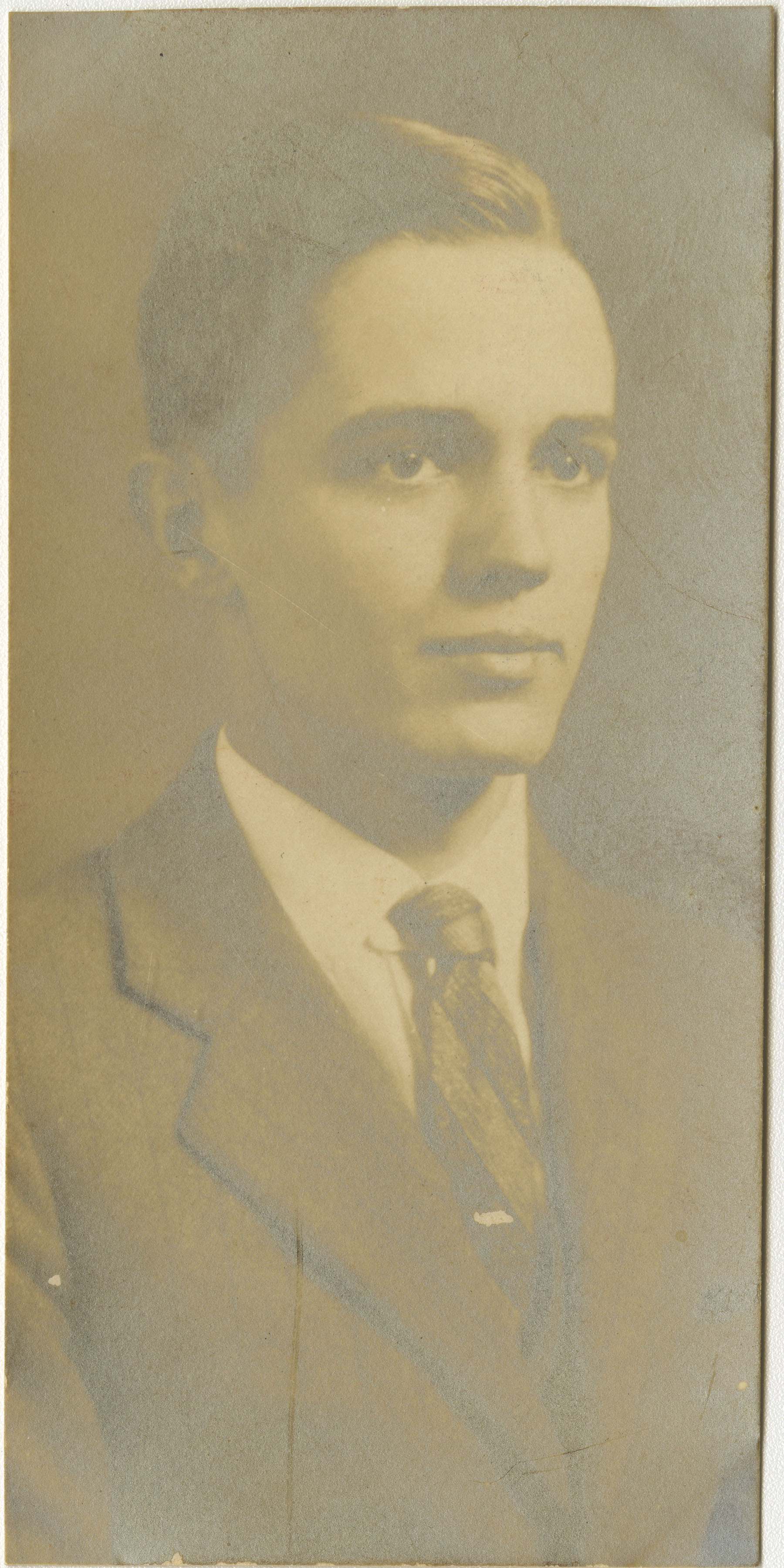 A Portrait of Unidentified Man 11