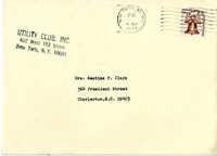 Invitation and Program, September 6, 1977