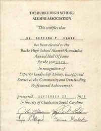 Certificate, September 23, 1978