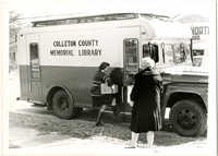 Colleton County Memorial Library Bookmobile