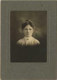 Woman's Portrait 1
