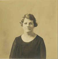 Unidentified Woman 1
