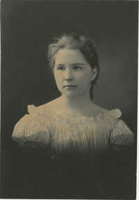 Unidentified Young Woman 1