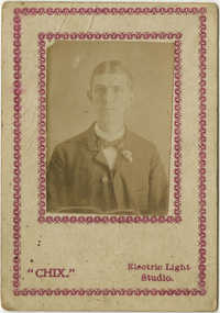 A Portrait of Unidentified Man 10