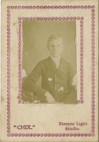 Portrait of Unidentified Young Man 2