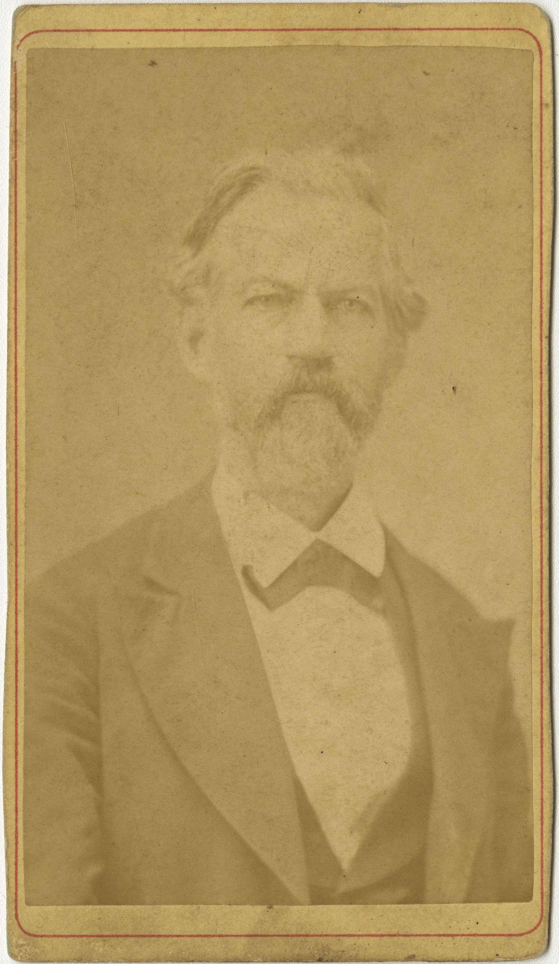 A Portrait of Unidentified Man 12