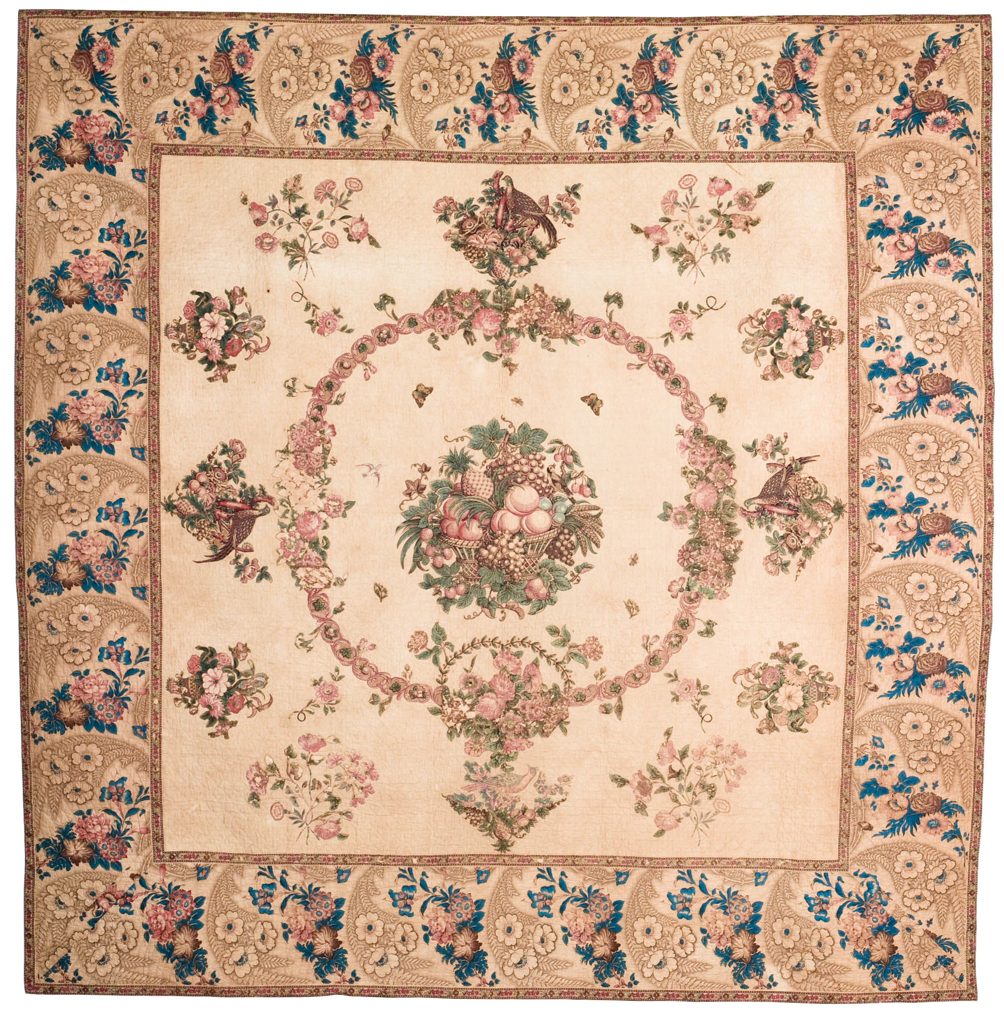 Chintz Applique Quilt