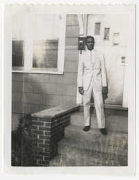 Wilfred Poinsette, June 4, 1967