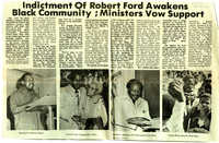 Newspaper Article, October 22, 1977