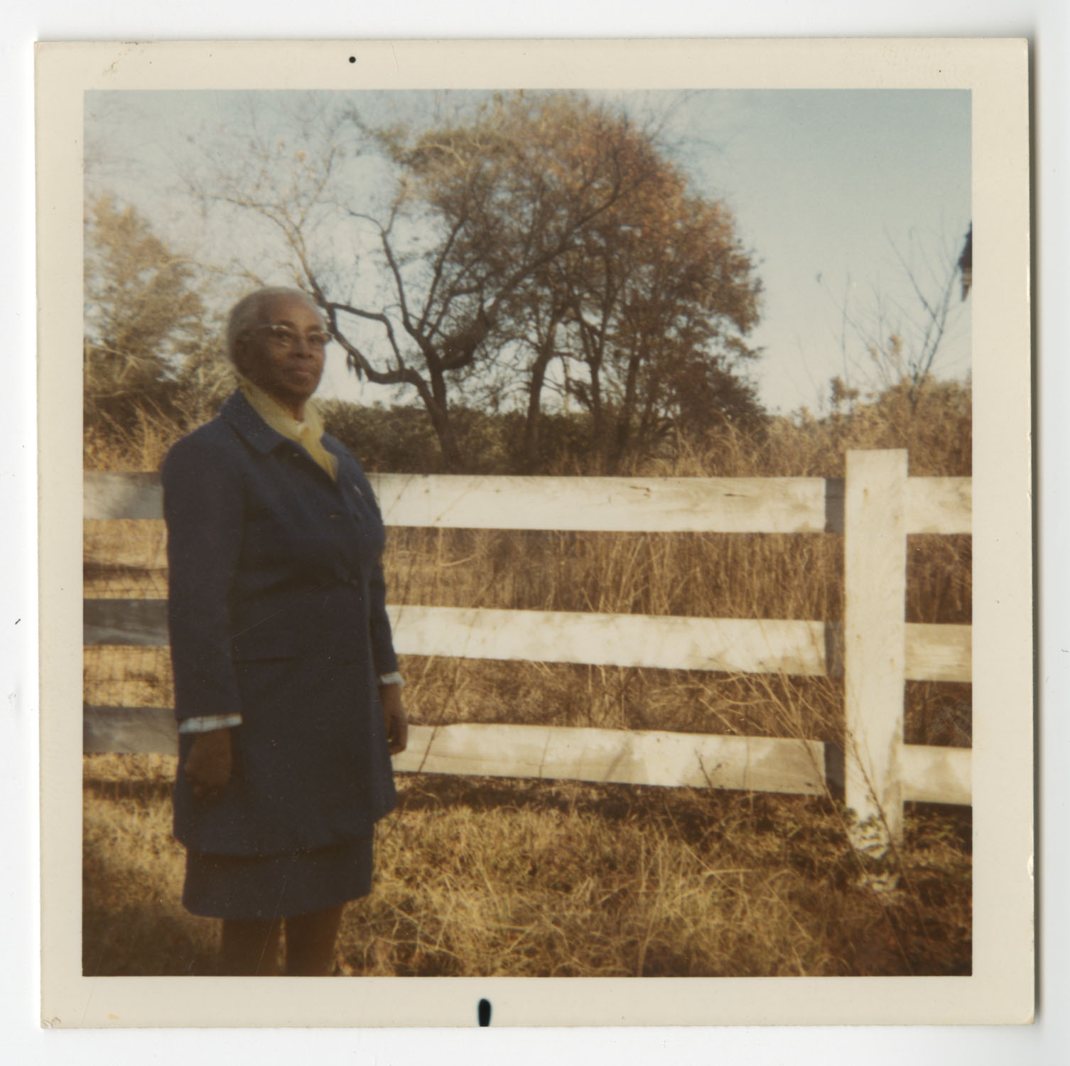 Septima P. Clark, December 7, 1971