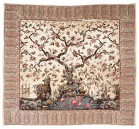 Coverlet, Whole Cloth