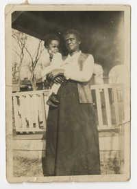 Nerie Clark III and Matilda Clark