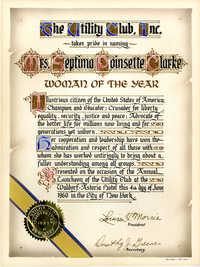 Certificate, June 4, 1960