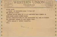 Telegram, November 16, 1963
