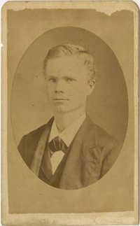 A Portrait of Unidentified Man 13
