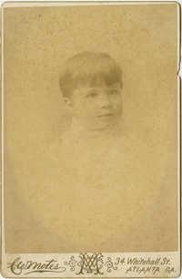 Small Child's Portrait