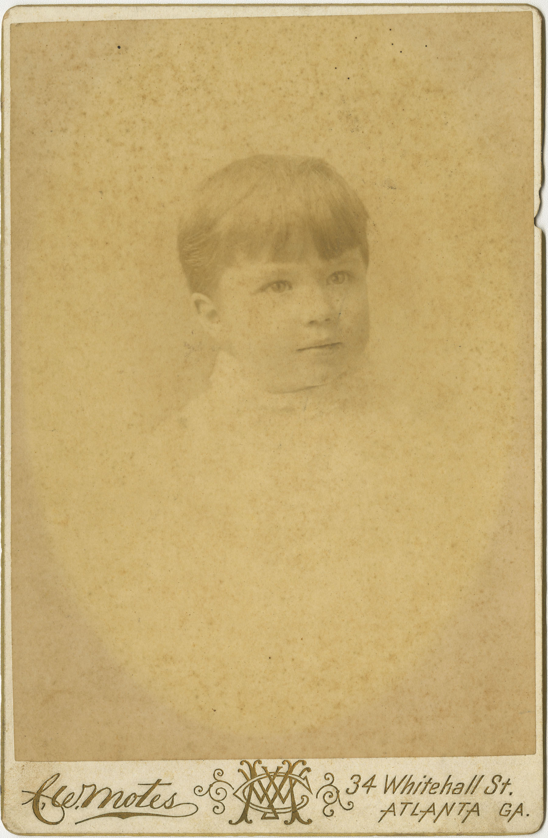 Small Child's Portrait