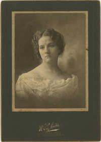 Portrait of Woman 1